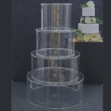 Цилиндрический фальш-ярус 40 см