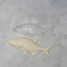 Молд пластиковый Рыба