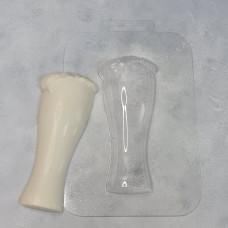 Молд пластиковый Стакан пива