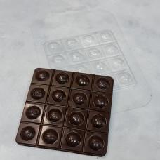 Молд пластиковый Смайл-Микс