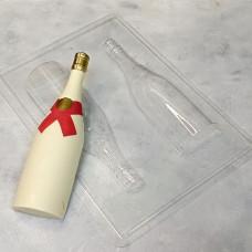 Молд пластиковый Бутылка шампанского