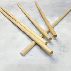Палочки деревянные 12х400 мм (5 штук)