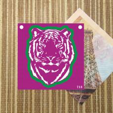 Трафарет и форма №713 - Тигр